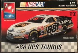 #88 UPS Tauras | Model Racing Car Kits