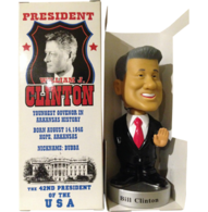 President William J. Clinton | Figures & Toy Soldiers