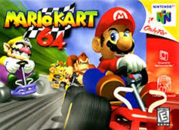 Mario Kart 64 | Video Games
