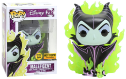 Maleficent %2528flames%2529 %2528glow in the dark%2529 vinyl art toys eb587a9d f93a 4dab 95b0 34d3595a4a15 medium