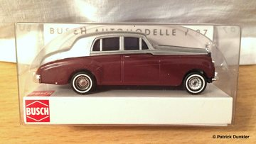 Rolls Royce Silver Cloud | Model Cars