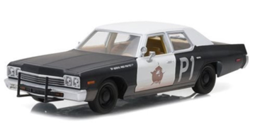 "1974 Dodge Monaco ""Bluesmobile"" 