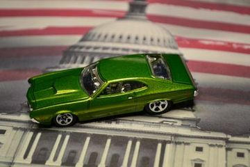 '72 Ford Gran Torino Sport | Model Cars