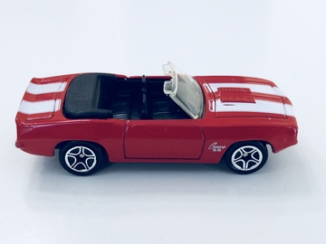 69 Chevy Camaro SS396 | Model Cars