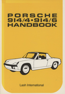 Porsche 914/4 914/6 Handbook | Manuals & Instructions