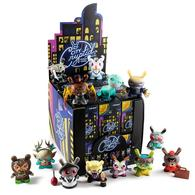 City Cryptid Dunny Blind Box Mini Series Tradepack | Model Tradepacks