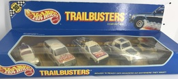 Trailbusters 5-Pack | Model Vehicle Sets