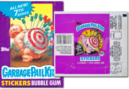 Garbage Pail Kids OS7 | Collector Card Packs & Sets