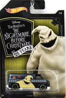Super Van | Model Trucks | Hot Wheels Disney Tim Burtons The Nightmare Before Christmas Super Van