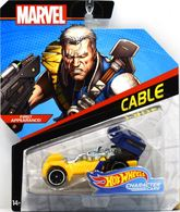 Cable | Model Cars | Hot Wheels Marvel Comics Cable