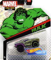 Hulk | Model Cars | Hot Wheels Marvel Comics Hulk