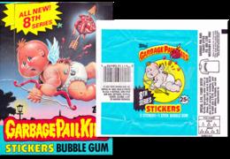 Garbage Pail Kids OS8 | Collector Card Packs & Sets
