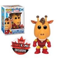 Geoffrey As Iron Man [Fan Expo] | Vinyl Art Toys