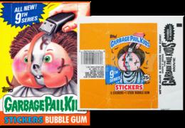 Garbage Pail Kids OS9 | Collector Card Packs & Sets