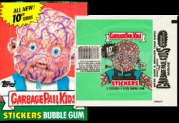 Garbage Pail Kids OS10 | Collector Card Packs & Sets