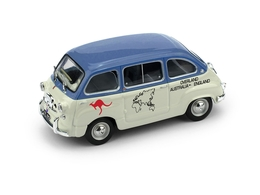Fiat 600D Multipla AUS-UK Overland 1969 | Model Cars