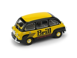 Fiat 600 Multipla 1956 Lucido Brill | Model Cars