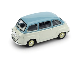 Fiat 600 Multipla 1A Serie 1956 AC-GC | Model Cars