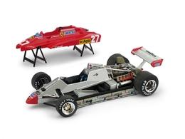 Ferrari 126C2 G.P S.Marino'82 Villeneuve | Model Racing Cars