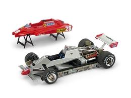 Ferrari 126C2 G.P S.Marino'82 Pironi | Model Racing Cars
