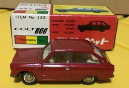 Mitsubishi Colt 800 | Model Cars
