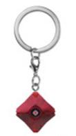 Crimson Shell   Keychains