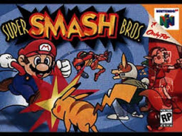 Super Smash Brothers | Video Games