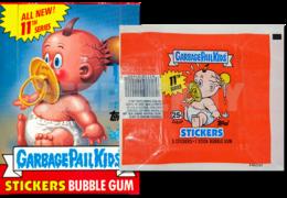 Garbage Pail Kids OS11 | Collector Card Packs & Sets