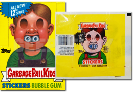 Garbage Pail Kids OS12 | Collector Card Packs & Sets