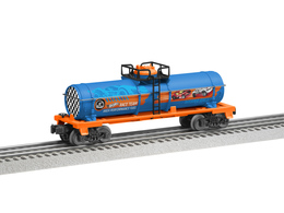 Hot Wheels 50th Anniversary Tank Car | Model Trains (Rolling Stock)