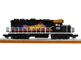 Hot Wheels 50th Anniversary GP38 | Model Trains (Locomotives)