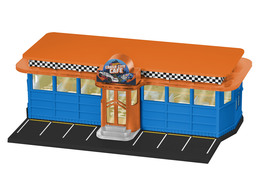 Hot Wheels Crash City Cafe   Model Buildings and Structures