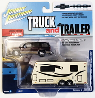 1997 Chevy Tahoe with Camper Trailer | Model Vehicle Sets