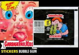 Garbage Pail Kids OS13 | Collector Card Packs & Sets