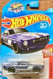 '67 Mustang   Model Cars