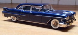 1958 Cadillac Fleetwood 75 Limousine | Model Cars | photo: Paul Friend