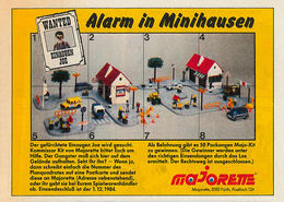 Alarm In Minihausen | Print Ads