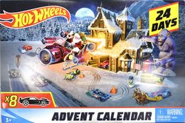 Hot Wheels Advent Calendar 2018 | Model Vehicle Sets | Hot Wheels 2018 Advent Calendar