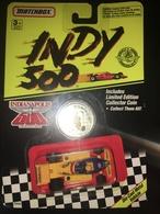 Indy 500 Racer (Higher Car; Wide Open Spoiler) | Model Racing Cars | Indy 500 card