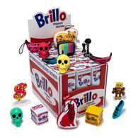 Brillo Box Art Object Blind Box Mini Tradepack | Model Tradepacks
