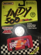 Indy 500 Racer (Low Flat Car W/Narrow Open Spoiler) | Model Racing Cars | Indy 500 card