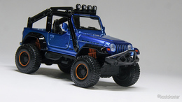 2003 Jeep Wrangler Rubicon | Model Cars