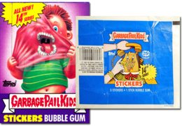 Garbage Pail Kids OS14 | Collector Card Packs & Sets