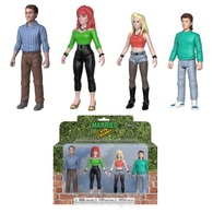 Married With Children (4-Pack) [NYCC] | Action Figure Sets