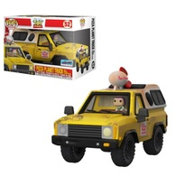 Pizza Planet Truck With Buzz Lightyear [NYCC] | Vinyl Art Toys