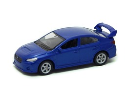 2015 Subaru Impreza WRX STi | Model Cars