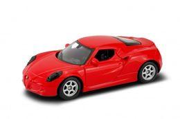 Alfa Romeo 4C | Model Cars
