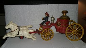Fire Pumper | Model Animal Drawn Vehicles