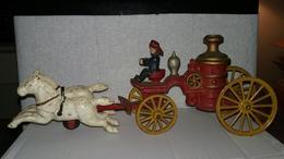 Fire pumper model animal drawn vehicles 2370ac34 4805 4fdb 87a1 263bdbbf92aa medium