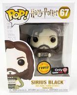Sirius Black (Prisoner) (Black & White)   Vinyl Art Toys